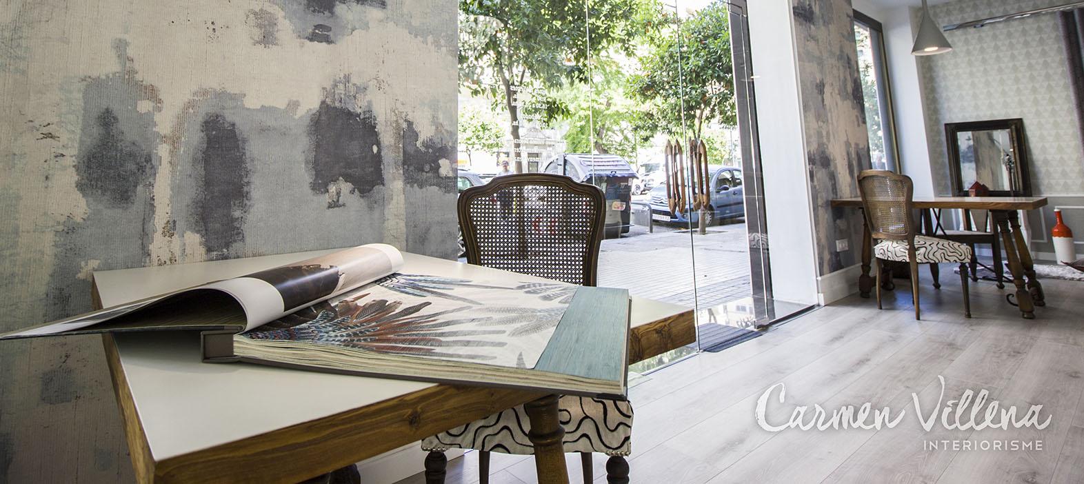 Tiendas de papel pintado en valencia fotomurales valencia - Papeles pintados en sevilla ...